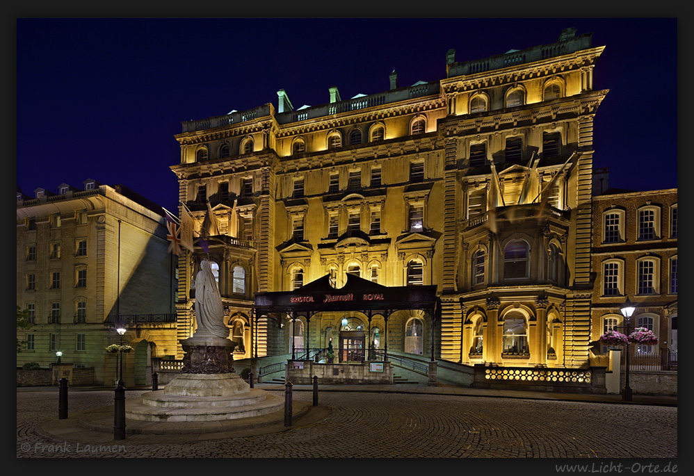 Bristol Marriott Royal Hotel, England