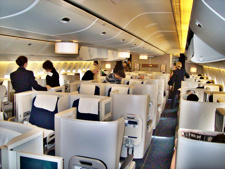 British first class