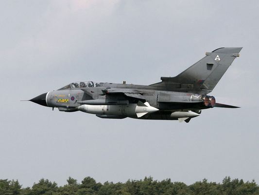 British Tornado