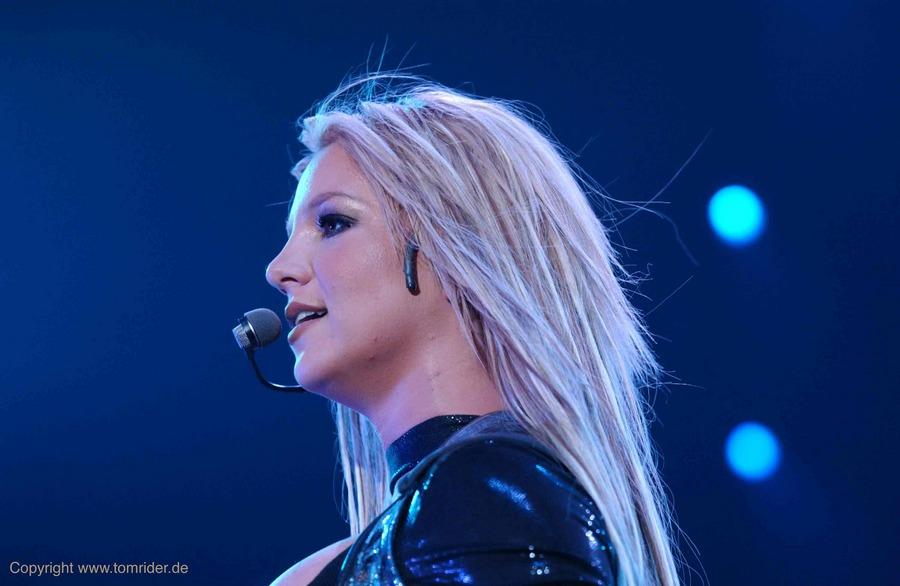 Britney Spears in München