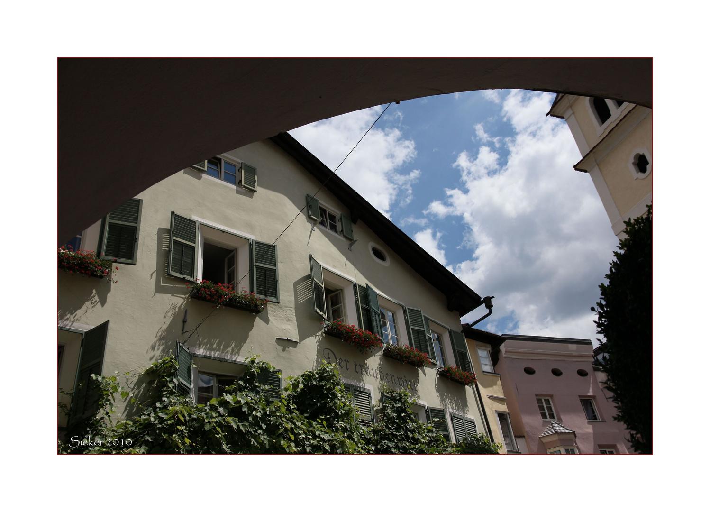 Brixen ...