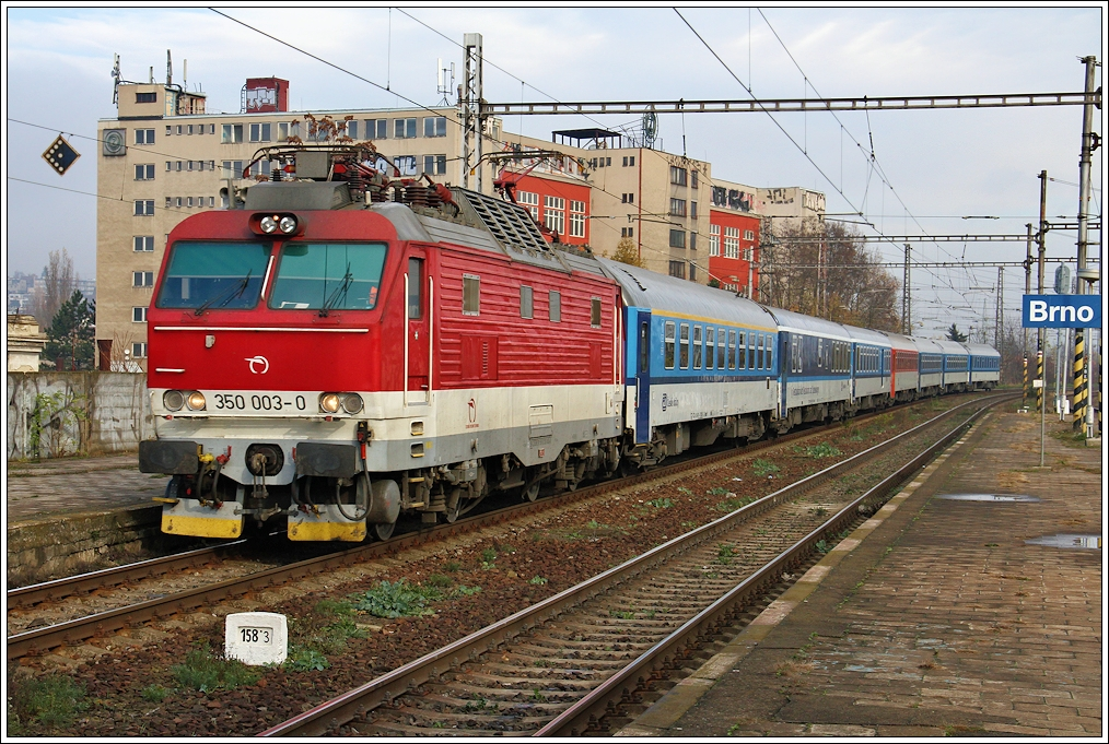 Brno - Zidenice III