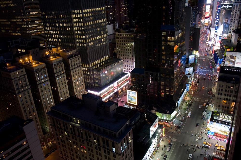 Broadway & Times Square