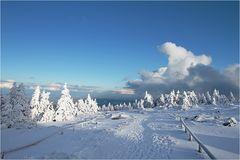 Brocken-Winter