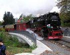 Brockenbahn in Wernigerode