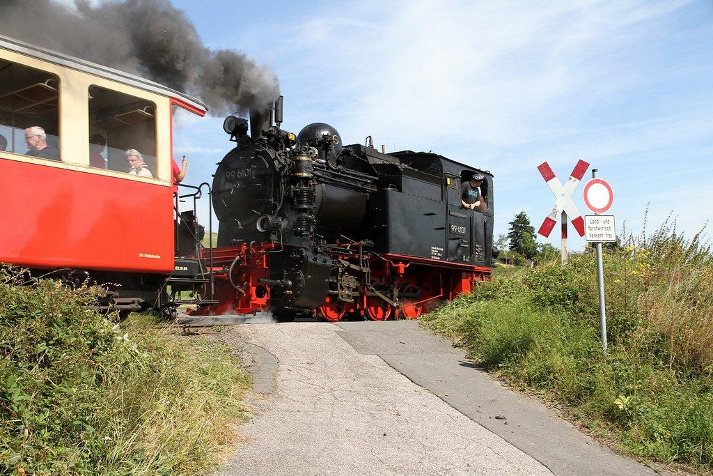 Brohltalbahn Dampf mit HSB 99 6101 am 02.09.2012 (Bild 2)