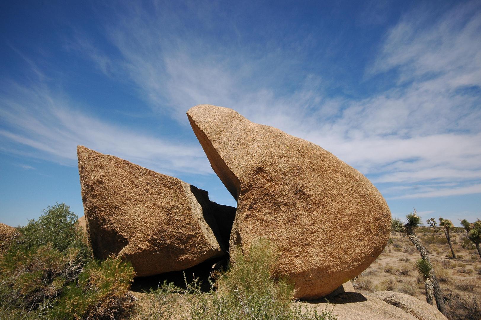 """Broken Boulder"""