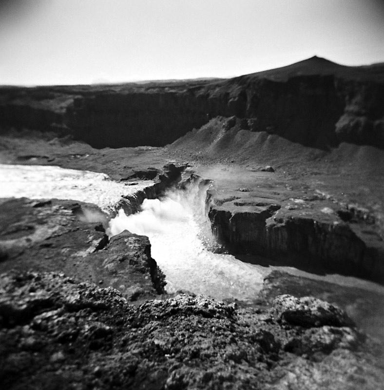 broken river...