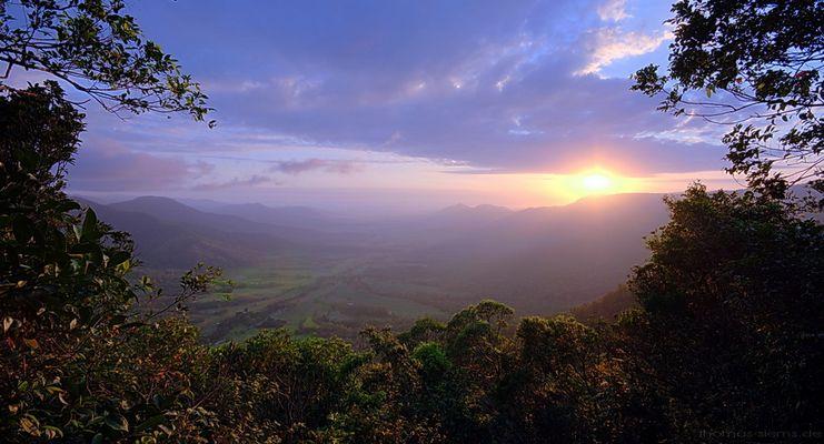 Broken River, Queensland, Australien (HDR)
