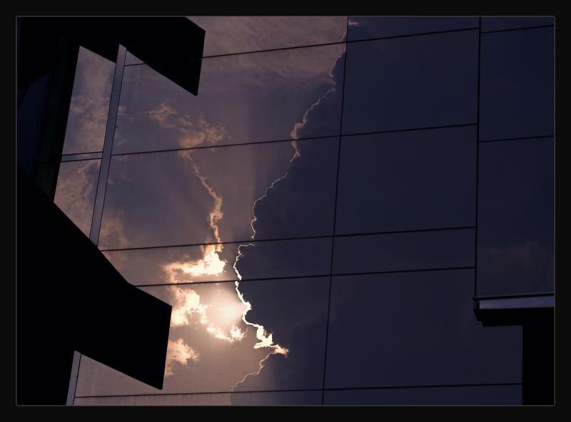 broken sky...