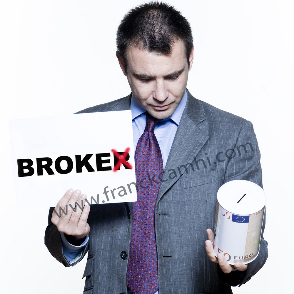 Broke....r