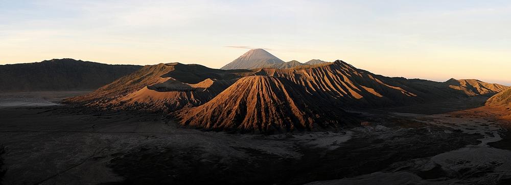 Bromo Vulkan / Indonesien