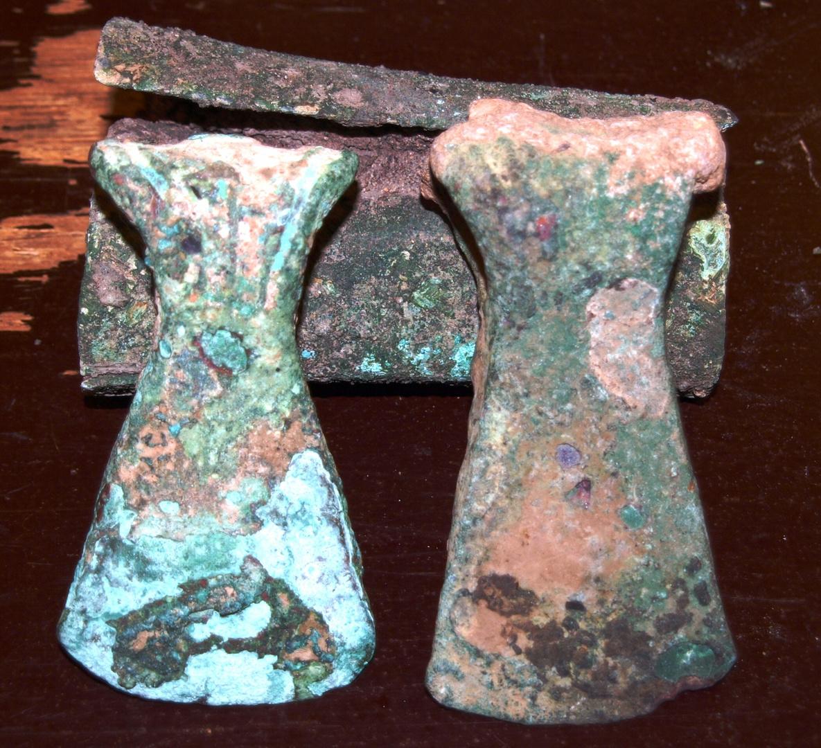 bronzebeile - eingetauscht