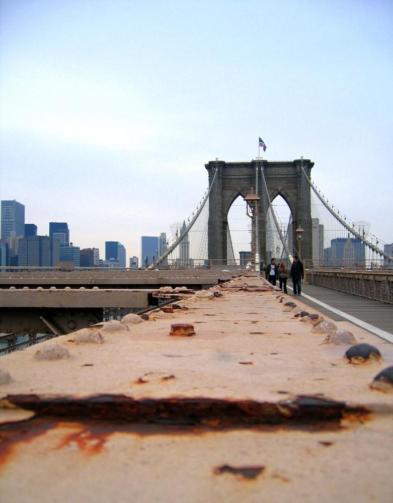 Brooklin Bridge NY 2