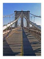 { Brooklyn Bridge }