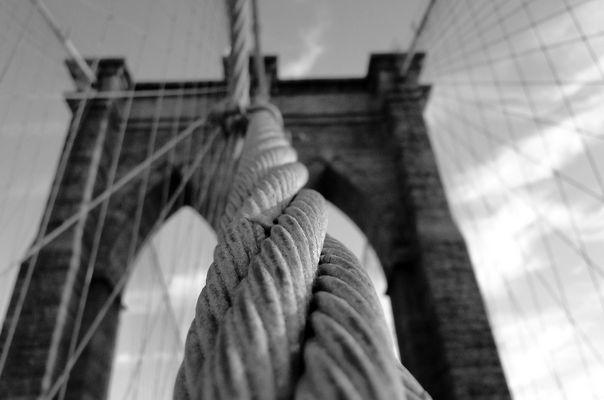 Brooklyn Bridge..
