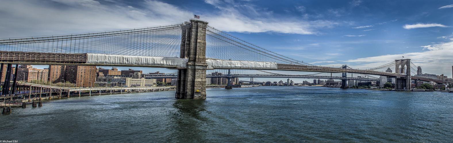 Brooklyn Bridge 2013