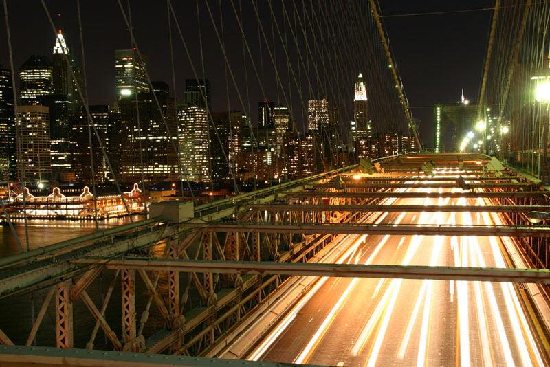 Brooklyn Bridge 21pm