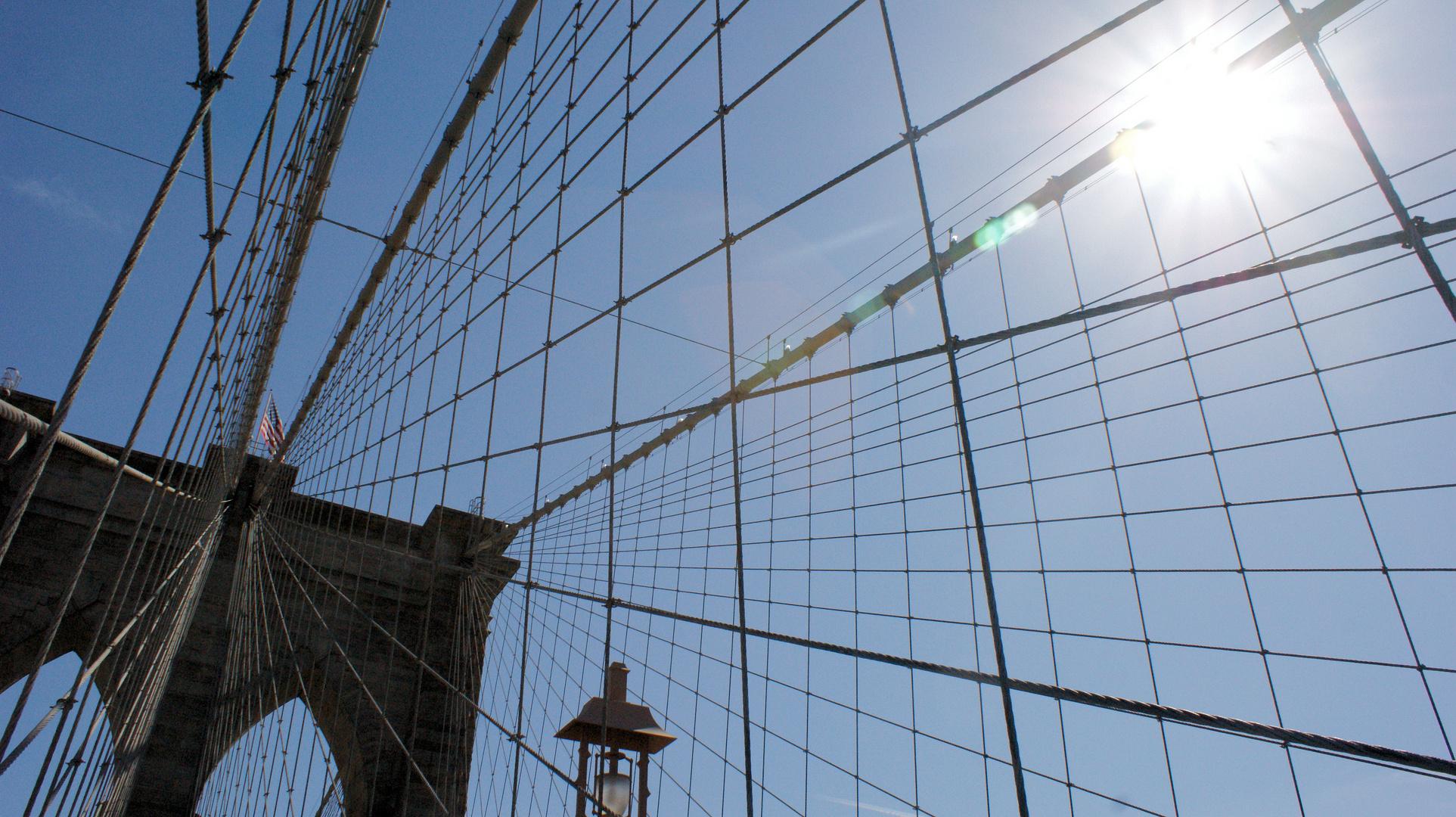 Brooklyn Bridge best weather