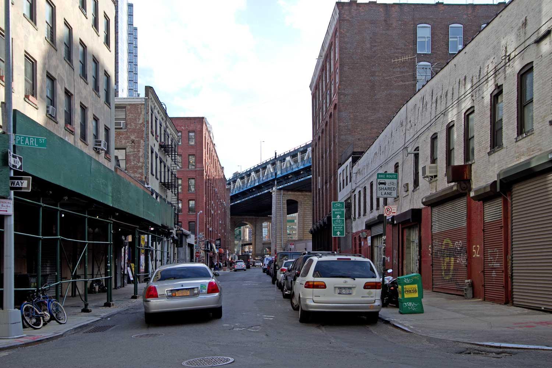 Brooklyn Bridge East Side (3)
