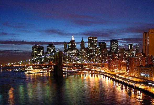 Brooklyn Bridge & Financial District (Reloaded)
