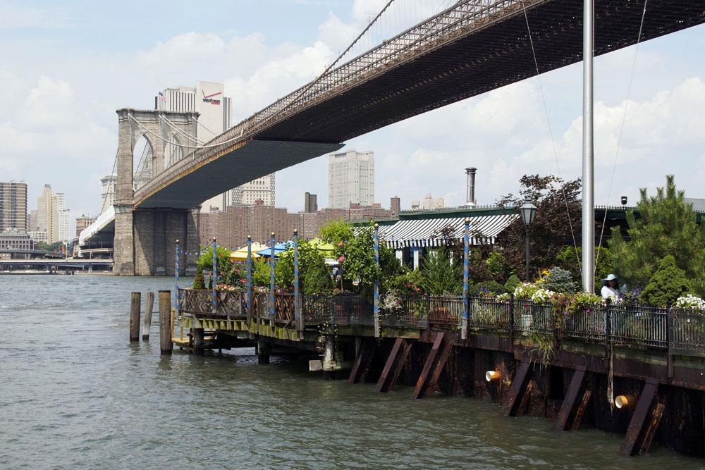 Brooklyn Bridge III