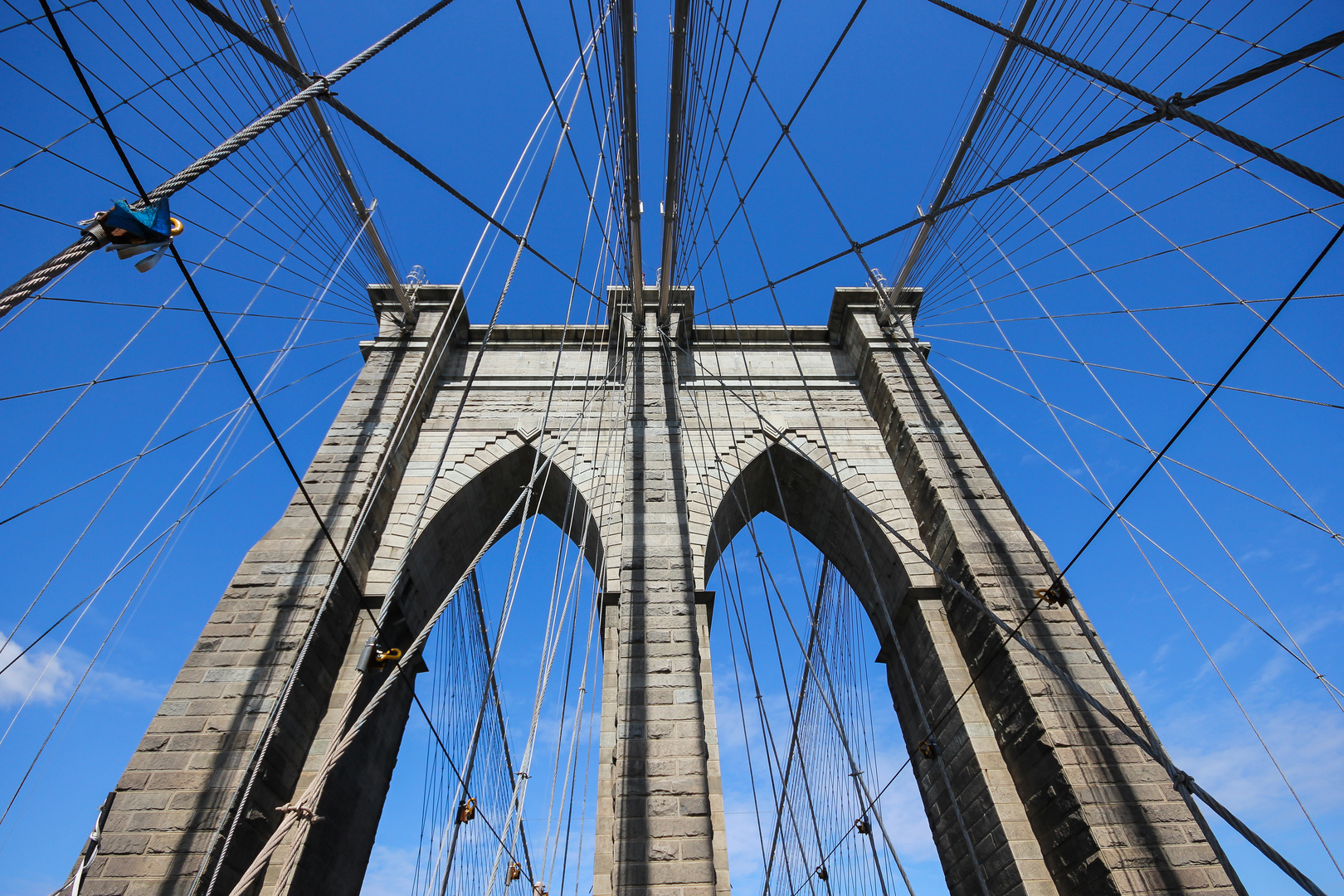 Brooklyn Bridge im UWW-Stil