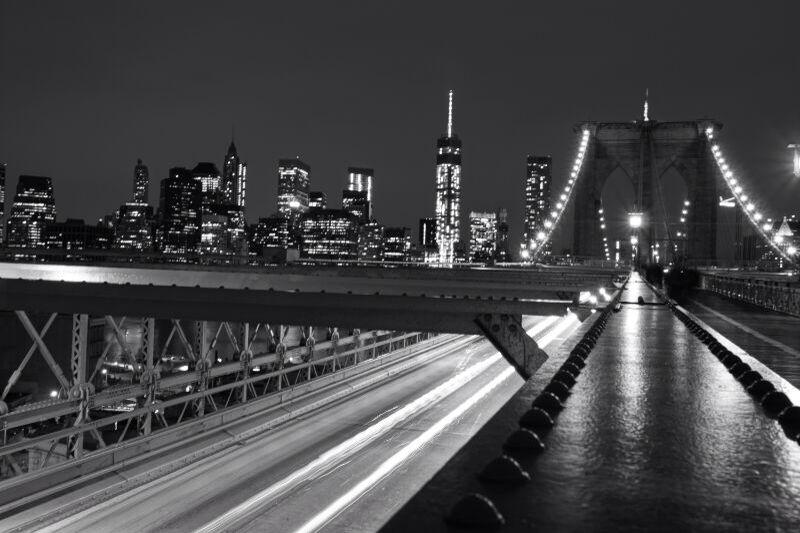 brooklyn bridge mal aus einer anderen Perspektive