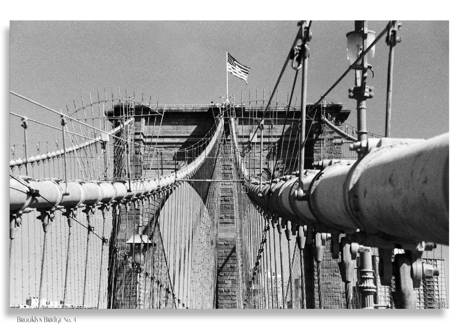 Brooklyn Bridge - No. 4