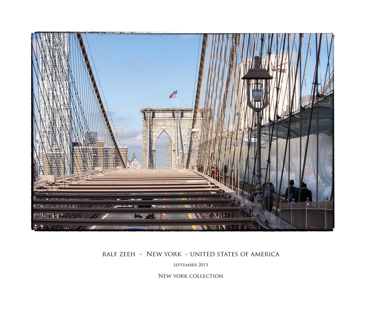 Brooklyn Bridge no.III
