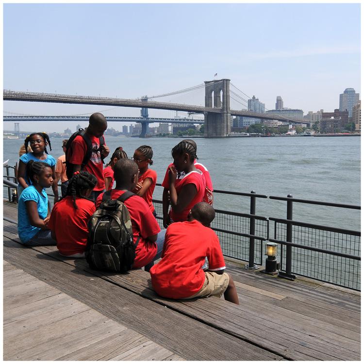 Brooklyn Bridge, N.Y.C.
