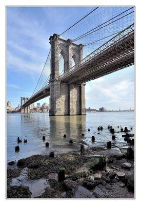 Brooklyn Bridge - NYC Manhatten