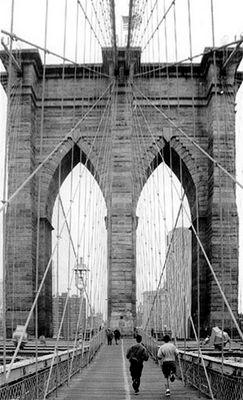Brooklynbridge in New York