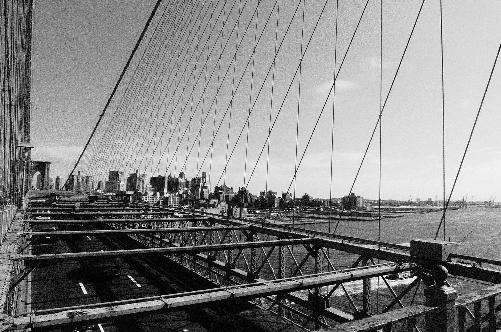 Brooklyne Bridge