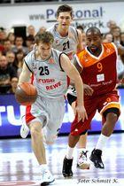 Brose Baskets Bamberg in der Euroleage