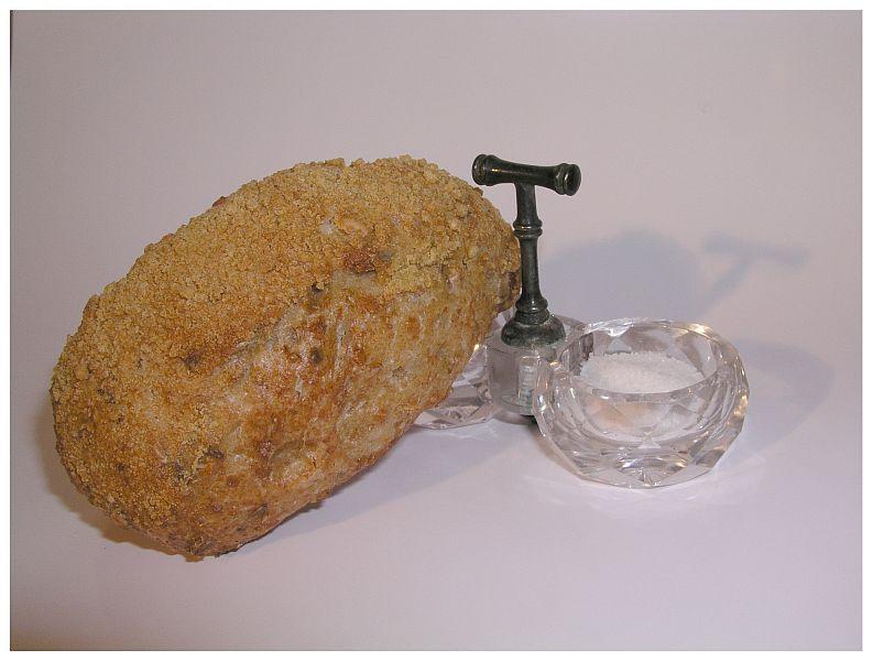 Brot und salz foto bild stillleben essen trinken - Brot und salz gott erhalts ...