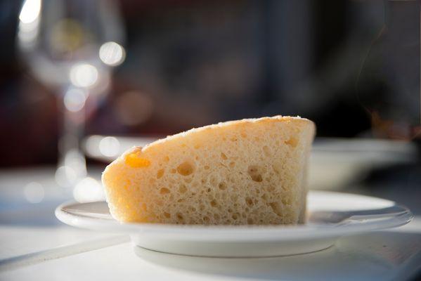 Brot und Wasser