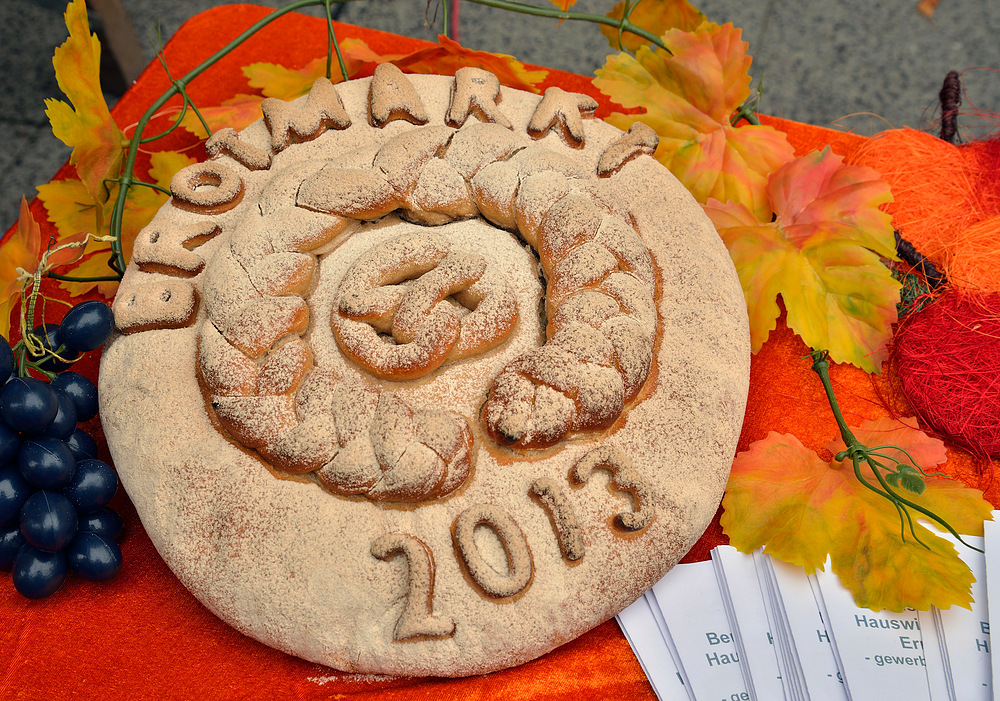 Brotmarkt in Lörrach am 28.9.13 Nr.1
