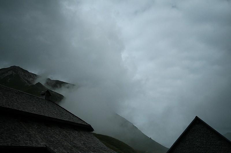 Brouillar au Col des Annes