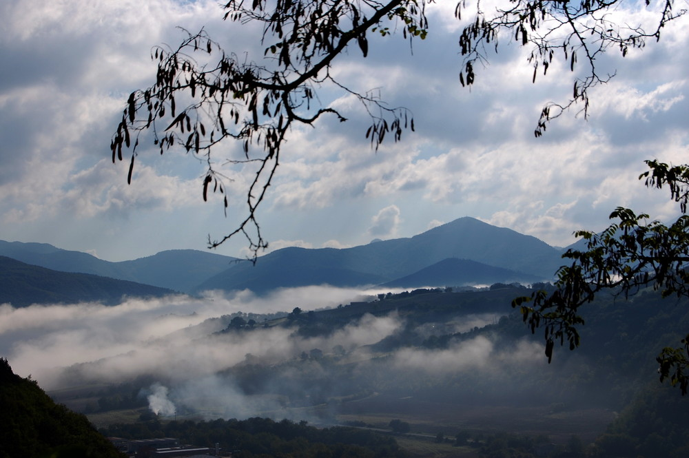 Brouillards de Sassoferrato