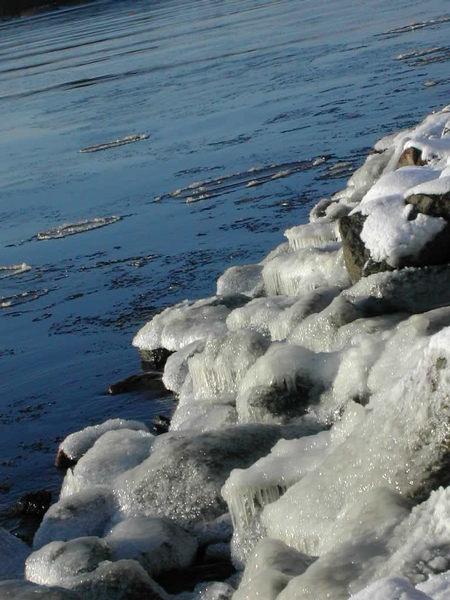 Brrrrrr..... -18°C, aber irre schön...