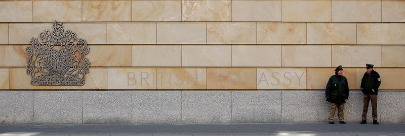 Brtish Embassy
