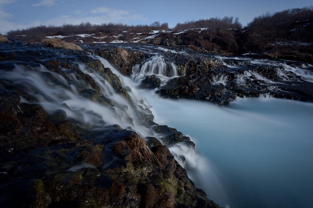 Brúarfoss - Island #1011