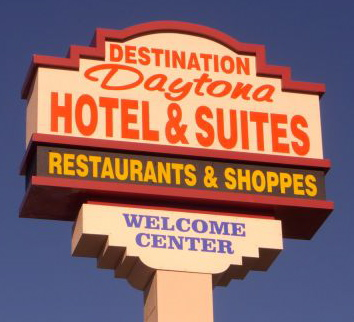 Bruce Rossmeyers Destination Daytona Inn & Suites