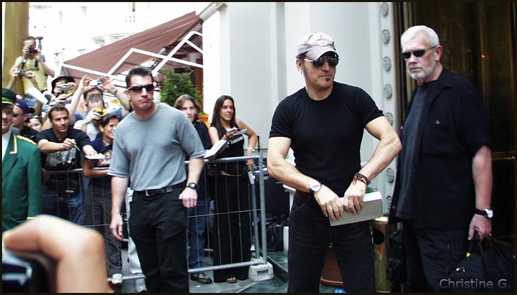 Bruce Springsteen Wien 2004