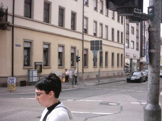 Bruchsal bei der Deutschen Bank