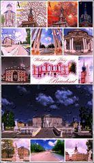 Bruchsal( Collage )