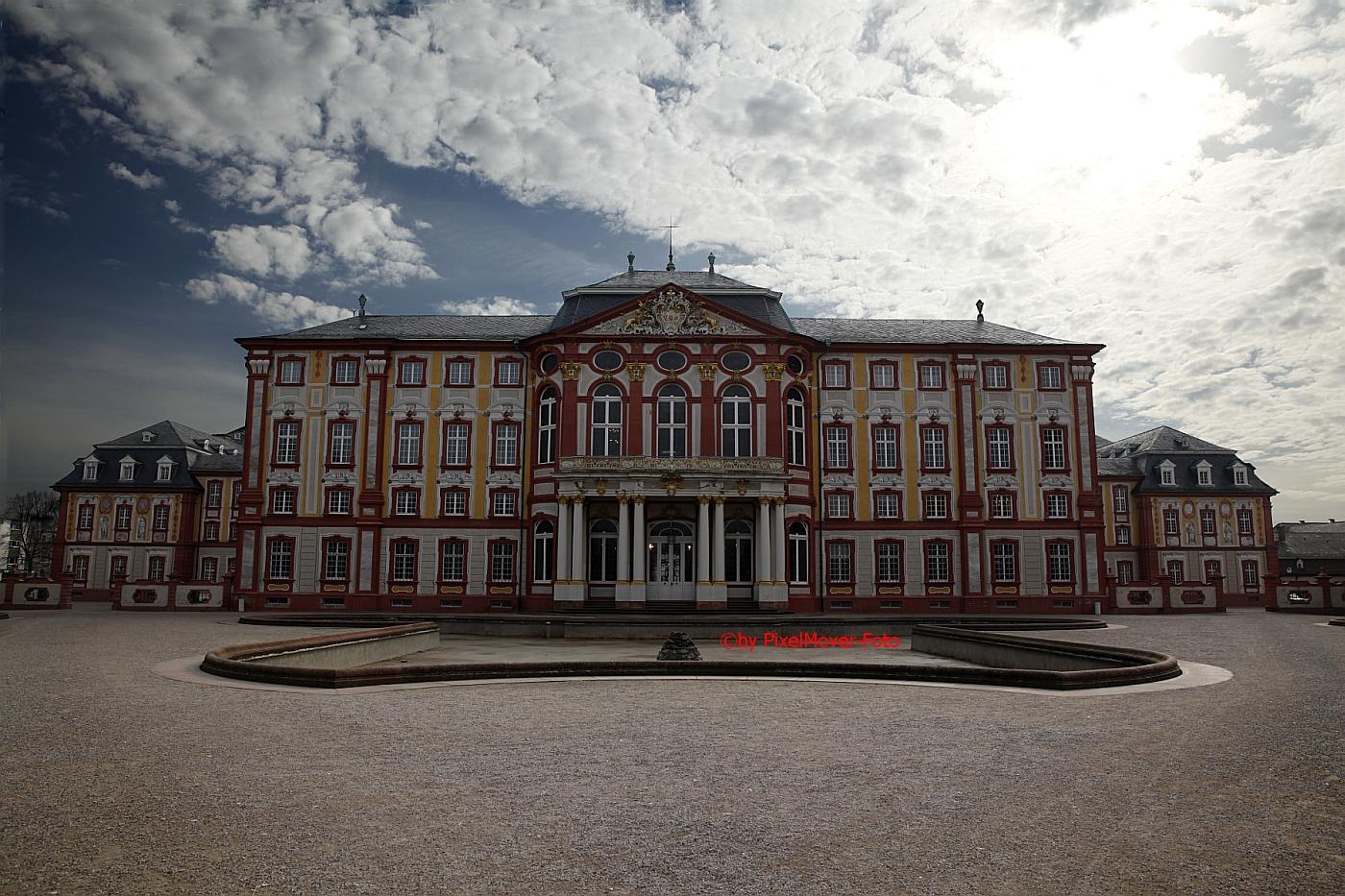 Bruchsal Schloss     (s´Brusler Schloss)