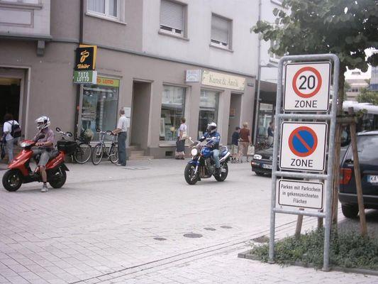 Bruchsal Schlossstrasse