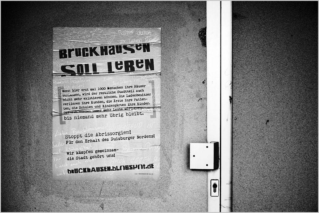 Bruckhausen soll leben 3